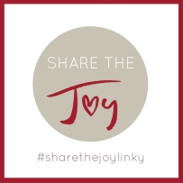 Share the joy without my logo
